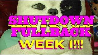 Alabama-michigan & More: Shutdown Fullback Week 1