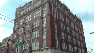 Odd Fellows Building and Auditorium - Sweet Auburn Historic District - Atlanta