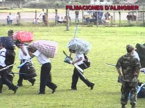 AUDACES en su primer día en la GLORIOSA PNP 1/1