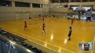 2019年IH ハンドボール 女子 1回戦 今治東中等教育学校(愛媛)VS 大曲農業(秋田)