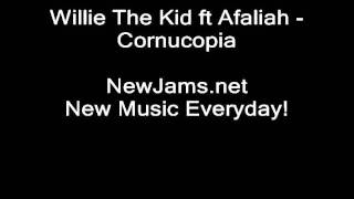 Willie The Kid ft Afaliah - Cornucopia