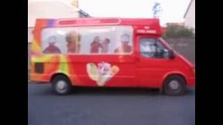 Irish Ice Cream Van