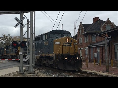 Ancient Train Station Sees Rail Action In Hamilton