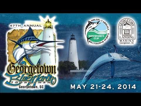 47th Annual Georgetown Blue Marlin Tournament Day 1 - PointClickFish.com LIVE Coverage