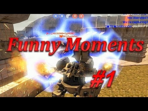 Walking War Robots Funny Moments And Fails - 10,000 Subscribers Special