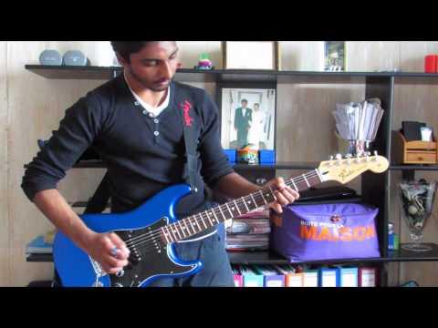 Hillsong Exceeding joy lead guitar