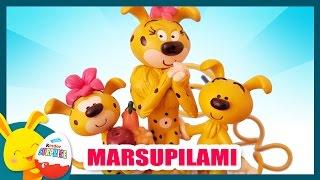 Marsupilami - Poupées gigognes - Poupées russes - Jouet - Titounis