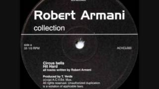 Robert Armani Hit Hard