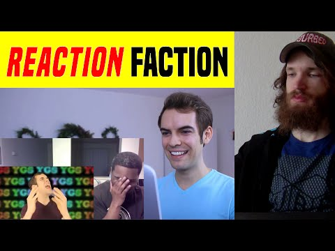 Reacting to an awful react channel REACTION!!!