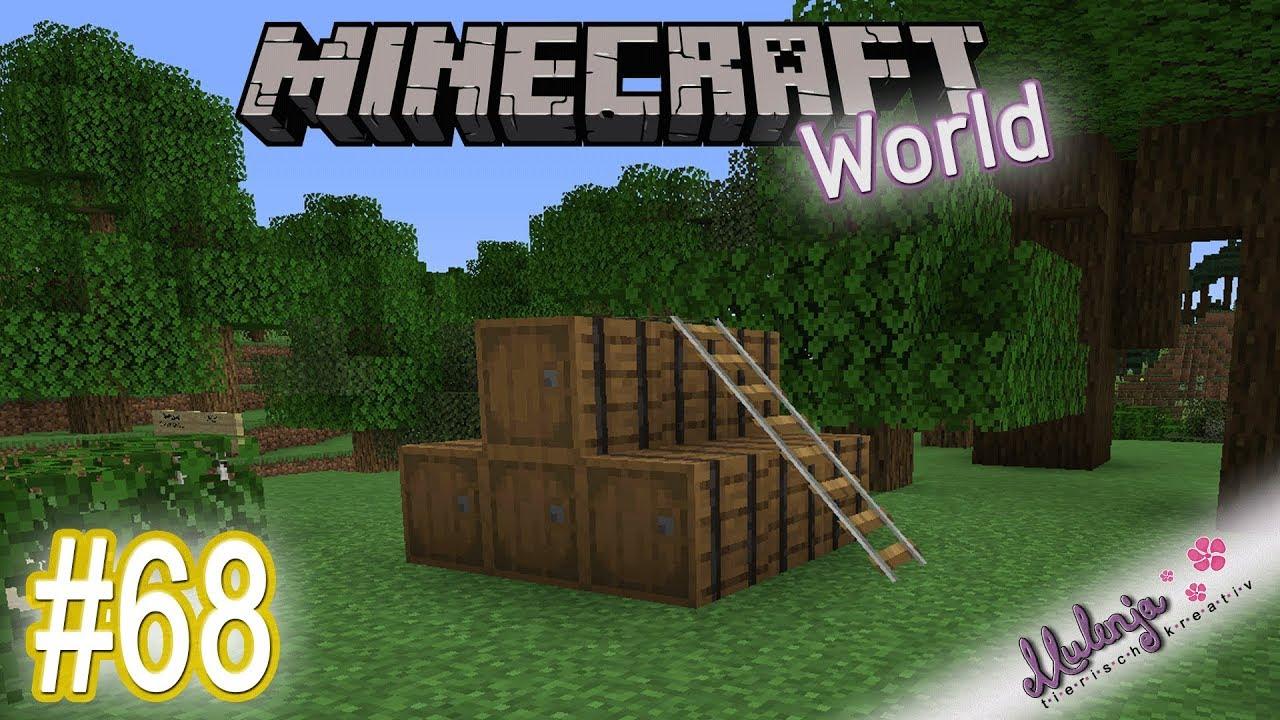 Minecraft World #068 - Deko Ideen  Minecraft 1.15 - YouTube