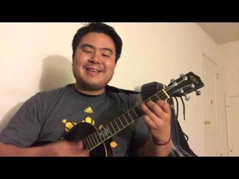 Musiq Soulchild - Just Friends (Ukulele Cover + Chords in Description)