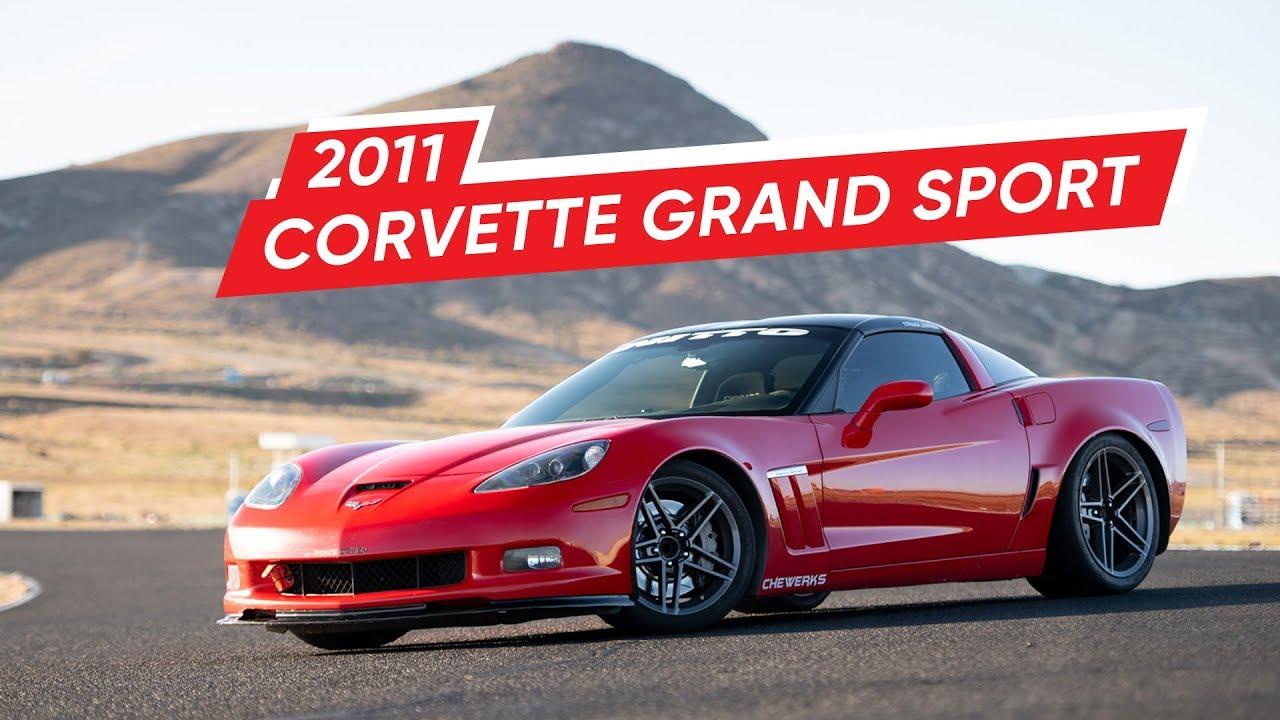 C6 Grand Sport >> Ride Of The Week 2011 Chevrolet Corvette Grand Sport C6