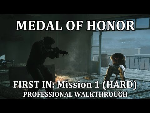 Medal of Honor: First In (Mission 1) HARD
