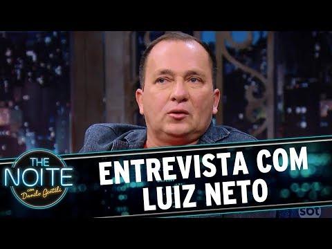 Entrevista com Luiz Neto | The Noite (25/07/17)