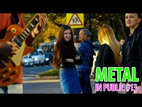 METAL IN PUBLIC: METALCORE - As I Lay Dying