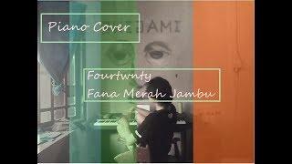 Fourtwnty - Fana merah jambu ( Piano Cover )