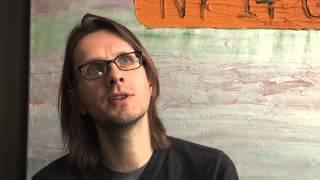 Steven Wilson interview (part 1)
