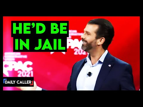 Trump Jr Rips Andrew Cuomo At CPAC