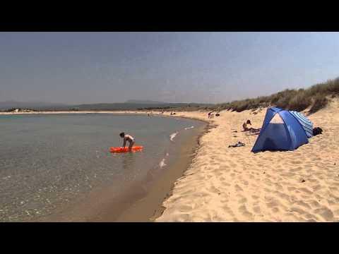 Kalamata Greece Paradise Beach GoPro View