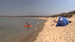 Kalamata Greece Paradise Beach GoPro View