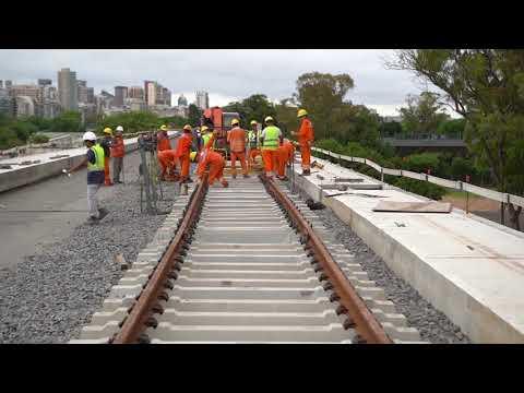 Cómo es el nuevo viaducto Mitre