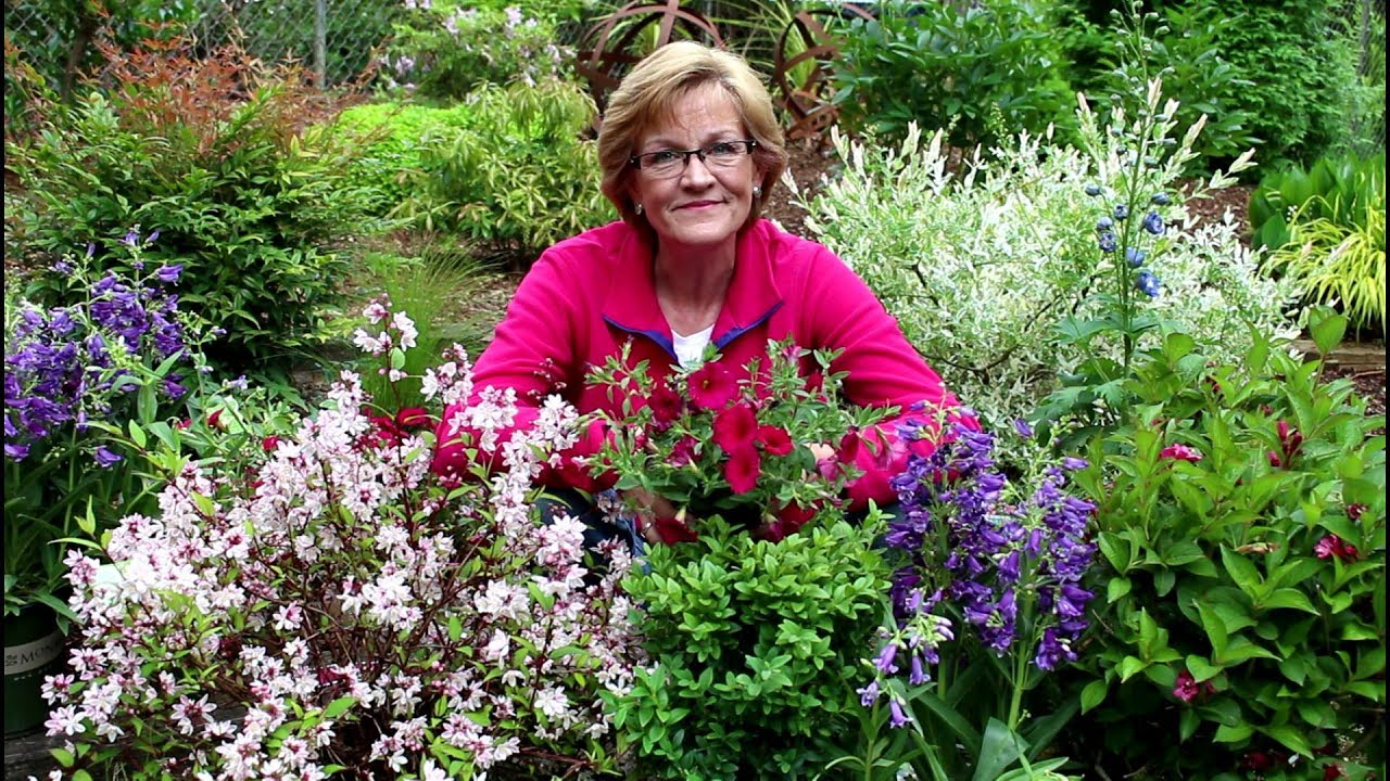 May Plant Haulperennials Shrubs And Annualsgarden Style Nw Youtube