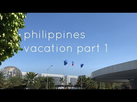 PHILIPPINES PART 1 | MANILA + MARINDUQUE | TRAVEL DIARY