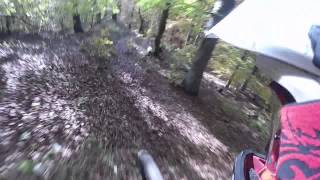 KONA Operator 2015 test ride #1
