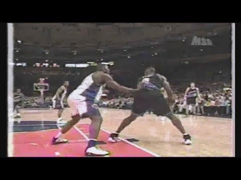 NBA Duels: Shawn Kemp 30 Pts Vs. Larry Johnson 23 Pts, 1997-98.