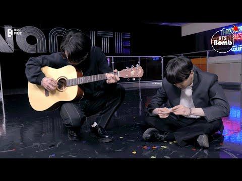 [BANGTAN BOMB] Live Guitar Show at the Roller Rink - BTS (방탄소년단)
