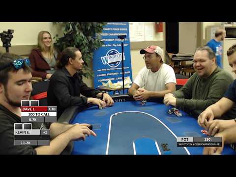 Windy City Poker Live Oct 7th, 2017 Winner Take ALL SNG