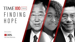 TIME100 Talks: Finding Hope With Monsta X, Ban Ki Moon, Naomi Osaka And More