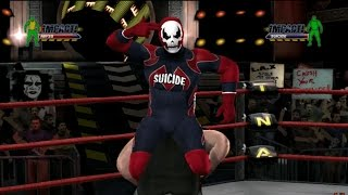 TNA Impact Finishers PS3/XBOX 360