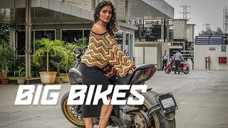 Big bikes get all the chicks in India