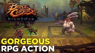Battle Chasers: Nightwar - Polygon Plays