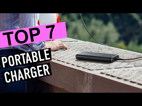 BEST PORTABLE CHARGER! (2020)