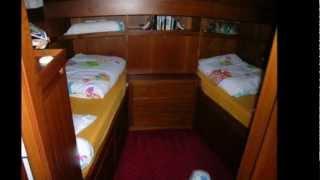 Yacht Le Réboussier - Louez votre bateau à quai