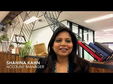 Meet our National Account Manager