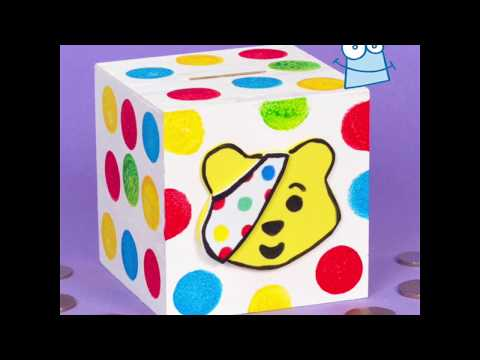 How To Make A Pudsey Money Box Children In Need Crafts