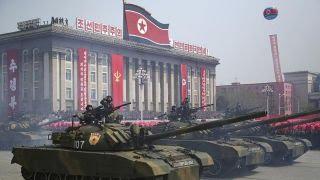 North Korea threatens to strike the