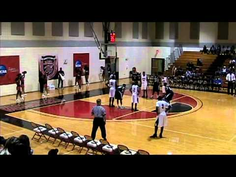 Palm Beach Atlantic vs Barry (Part 2)    Whitfield #32 White