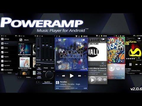 poweramp full cracked apk free download