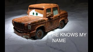 Cars Adventures Song-He Knows my Name-Extended Edition