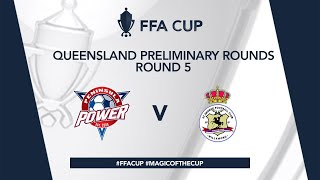 FFA Cup QLD R5 - Peninsula Power vs. St George Willawong