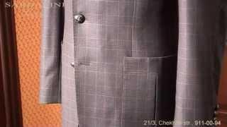 видео сшить пиджак на заказ
