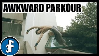 French Freerun Family - Awkward Parkour !
