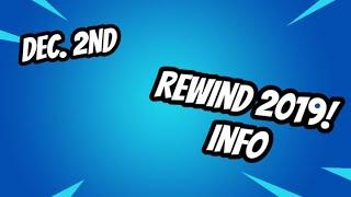 December 2nd Vlog    Rewind 2019 Info!