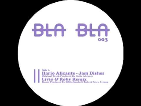 Ilario Alicante - Jamdishes