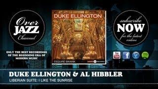 Duke Ellington & Al Hibbler - Liberian Suite - I Like the Sunrise (1947)