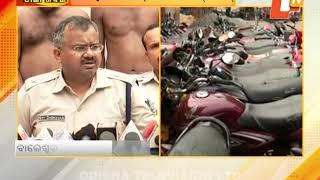 Bike lifting racket busted in Balasore